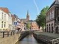 Bolsward, Sint Fransiscuskerk in straatzicht RM512818 foto4 2011-04-26 10.56.JPG
