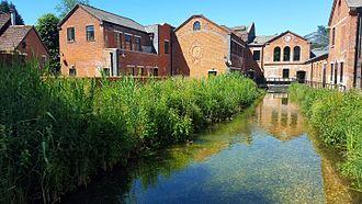 Overton, Hampshire - Bombay Sapphire