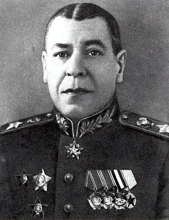 Boris Shaposhnikov - Marshal of the Soviet Union Boris Shaposhnikov.