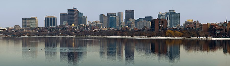 Boston - Charles River View 2006.jpg