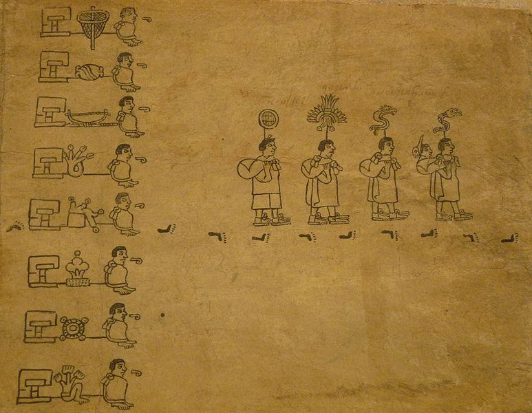 File:Boturini Codex (folio 2).JPG