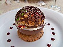 Desserts list alphabetical