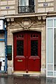 Boulevard de Magenta (Paris), numéro 58, porte 01.jpg