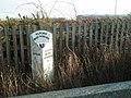 Boundary Post Upton - geograph.org.uk - 1097945.jpg