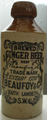 Bourne Denby Beaufoy and Company Ginger Beer Bottle.png