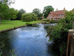 Boxford, Berkshire - Image: Boxford Mill