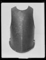 Bröstharnesk, 1700-tal - Livrustkammaren - 27945.tif
