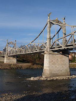 Brücke nach Laufen (Salzach) 2