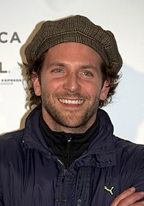 Bradley Cooper at the 2009 Tribeca Film Festival.jpg