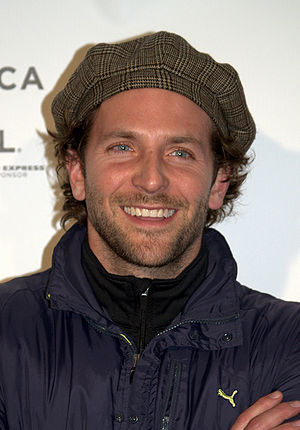 English: Bradley Cooper at the 2009 Tribeca Fi...