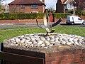 Bramford sculpture - geograph.org.uk - 1241605.jpg