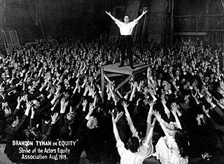 1919 Actors Equity Association strike