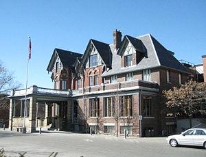 Branksome Hall - Image: Branksome Hall