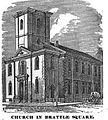 BrattleSqChurch Boston HomansSketches1851.jpg