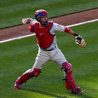 Brian Schneider American baseball player