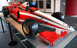Bridgestone test car Ligier JS41 Mugen.jpg