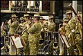 Brisbane Army Band playing in Mall-1 (35097809761).jpg