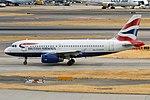 British Airways, G-EUOG, Airbus A319-131 (44355011522).jpg
