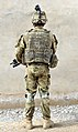 British Army Soldier in Full Kit in Afghanistan MOD 45152577.jpg