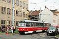 Brno, Husovice, Husovická, Tatra K2P č. 1047 (01).jpg