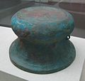 Bronze drum with cloud and thunder pattern.jpg