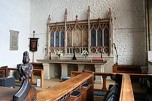 Browne's Hospital, Stamford - Browne's Hospital Chapel