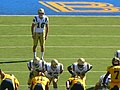 Bruins punt at UCLA at Cal 2010-10-09 1.JPG