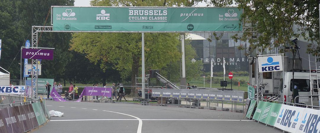 Bruxelles - Brussels Cycling Classic, 6 septembre 2014, arrivée (A04).JPG