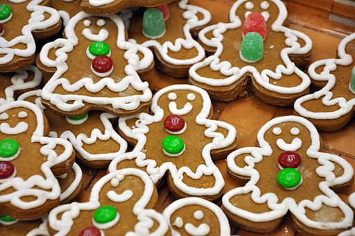 Buckley gingerbread men