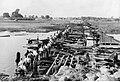 Budowa mostu na Narwi przez wojska niemieckie (2-61).jpg