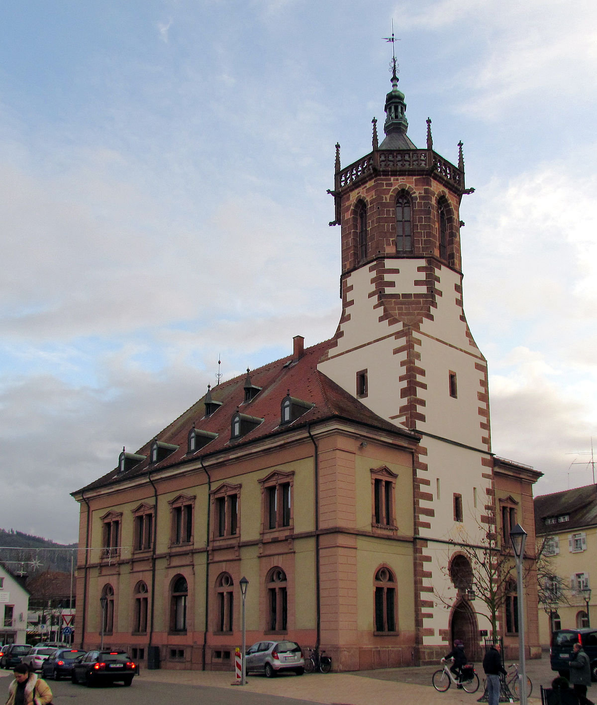 Bühl Rathaus