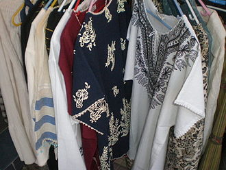 Buldan - Clothings made out of Buldan cloth