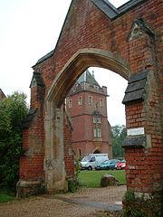 Bulstrode arch