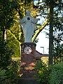 Bunde-Heilig Hartbeeld Patronaatstraat (1).JPG