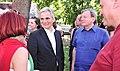 Bundeskanzler Werner Faymann, 1.Mai 2012 (7133219737).jpg