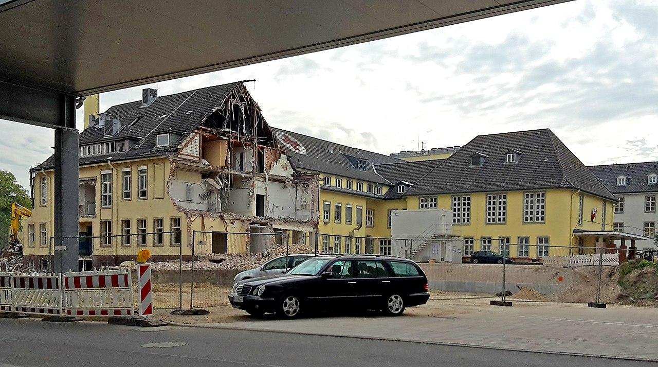 Bundeswehrkrankenhaus Hamburg