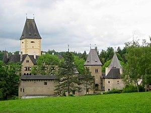 Burg Ottenstein - Image: Burg Ottenstein 080523 2