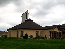 L'église catholique romaine en Buzitka