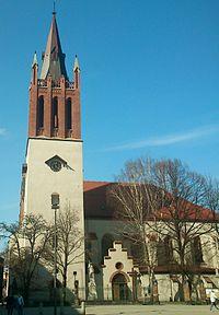 Bytom - Church of St. Mary (2).JPG