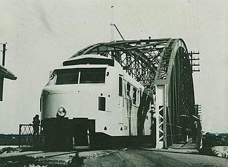 Hải Dương -  Phú Lương Bridge  1921 - 1935