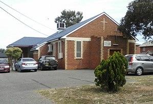 St Finbar Church, Salisbury, South Australia