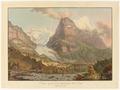 CH-NB - Grindelwald, unterer Gletscher mit Eiger - Collection Gugelmann - GS-GUGE-LORY-A-2.tif