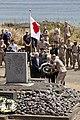 CMC and SMMC at Iwo Jima 150321-M-SA716-214.jpg