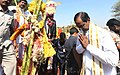 CM KCR visited Medaram Sammakka Saralamma Jathara on 02nd February 2018 (7).jpg