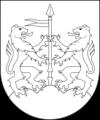 COA bishop SK Gubasoczy Janos.png