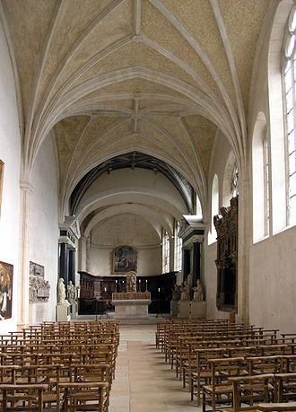 Church of Saint-François-des-Cordeliers - Interior