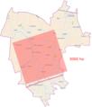 CPK 3000 ha Baranów location map 2017.png