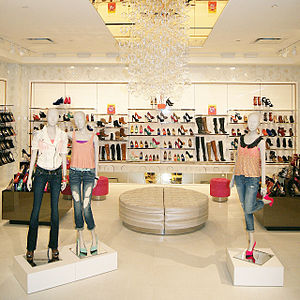 Charlotte Russe (clothing retailer) - Charlotte Russe