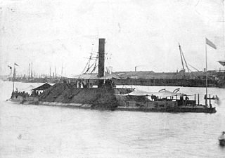 CSS <i>Tennessee</i> (1863) Confederate ironclad