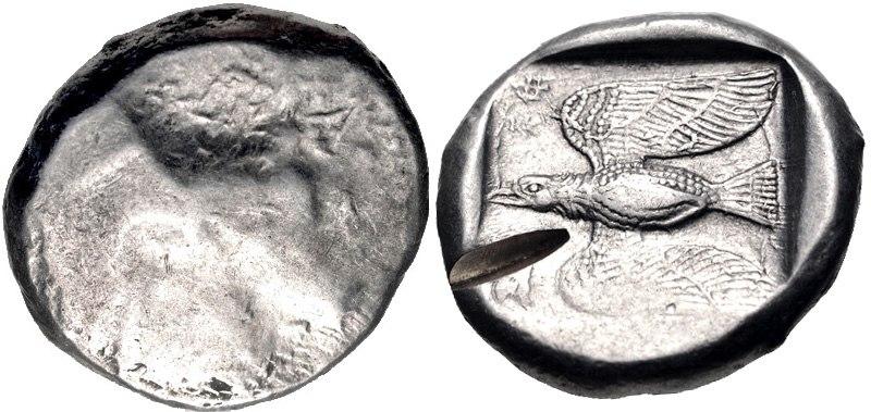 CYPRUS, Paphos. Onasi(...). Mid 5th century BC